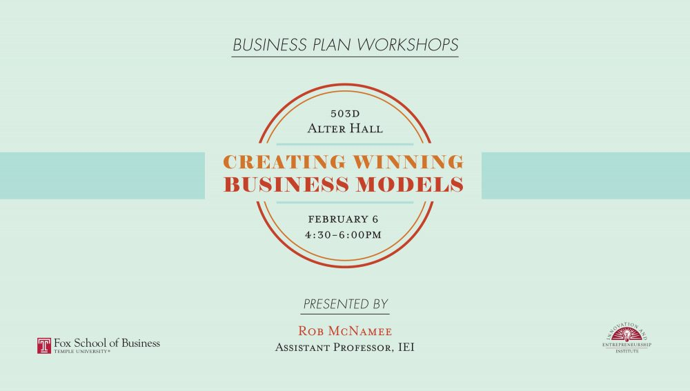 Creating Winning Business Models_14