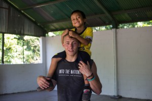Fox School of Business student Brandon Study has established a non-profit that assists artisans in developing countries. (Courtesy Brandon Study)