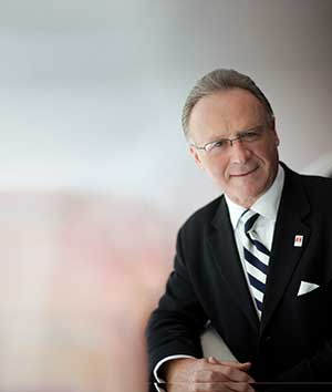 Photo of Fox School of Business Dean M. Moshe Porat