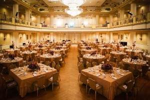 The Grand Ballroom at Philadelphia's Hyatt at the Bellevue served as the venue for the 28th annual Department of Risk, Insurance, and Healthcare Management Awards for Excellence.