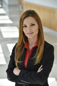 Dr. Angelika Dimoka, director of the Center for Neural Decision Making and associate professor of marketing and management information systems at the Fox School of Business