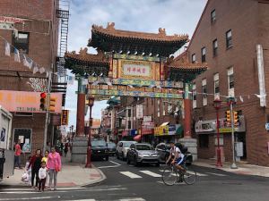 Chinatown Iconic Sign