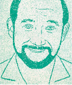 Illustration of Jack Cesareo