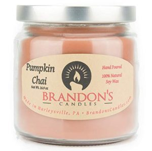 Brandon's candle product